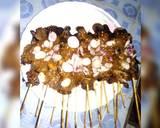Sate Daging Sapi Teflon n Tipsnya #FestivalResepAsia# Indonesia langkah memasak 12 foto