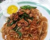 Mie Len(mie lendir khas kep.riau) langkah memasak 7 foto
