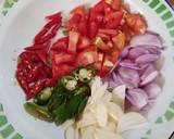 Udang Asam Manis Sederhana langkah memasak 2 foto