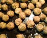 macaroni meatballs and meat and cheese sauce recipe step 14 photo