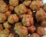 macaroni meatballs and meat and cheese sauce recipe step 13 photo