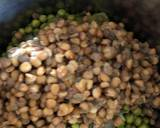 Spicy Green Lentil and Garden Pea Soup recipe step 2 photo