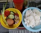 Nasi goreng ala abang langkah memasak 1 foto