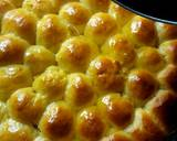 Honeycomb bread langkah memasak 9 foto
