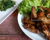 Honey Spicy Chicken Wings langkah memasak 8 foto