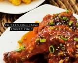 Chicken Gochujang (Ayam Goreng Ala Korea) langkah memasak 6 foto
