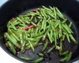 Green Bean With Chinese Smoked Sausage recipe step 3 photo