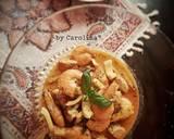 Lodeh Seafood Tempe langkah memasak 4 foto
