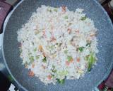 Nasi Goreng Singapura Simple langkah memasak 5 foto