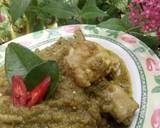 Ayam Lado Mudo/Ayam Cabai Hijau Minang langkah memasak 5 foto