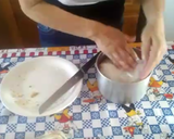 Foto do passo 11 da receita de Bolo de baunilha