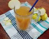 Jus Apel Hijau langkah memasak 2 foto