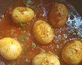 Dhaba Style Egg Masala recipe step 10 photo
