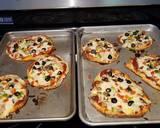 Yogurt Crust Pizzas recipe step 9 photo
