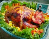 Ayam Kodok langkah memasak 6 foto