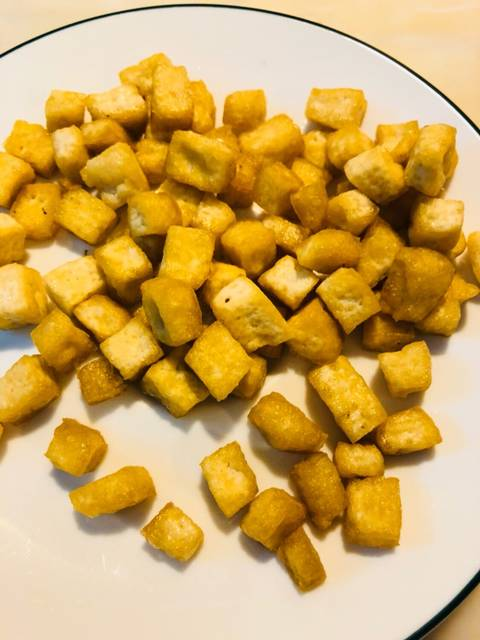 Cách làm bánh rán mặn nhân chay đơn giản tại nhà - ảnh 2