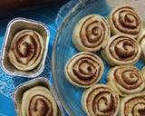 Cinnamon Rolls /Dinner Roll langkah memasak 7 foto