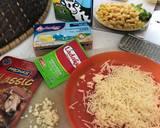 Macaroni Cheese in Cup langkah memasak 1 foto