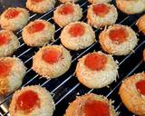 Strawberry Thumbprint Cookies langkah memasak 8 foto
