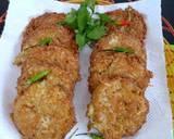 Dadar Sabee (Udang Rebon) langkah memasak 3 foto