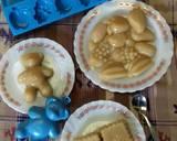Puding gula merah tajin #Bandung_RecookSyifaFauzia langkah memasak 5 foto