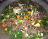 Soup iga daging simple langkah memasak 3 foto
