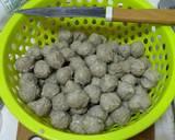 Bakso Mutiara (Daging Mix) langkah memasak 4 foto