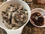 Tôm 2 món: Old Bay & seasoning bước làm 1 hình