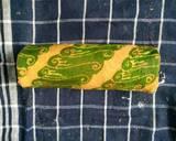 Batik Roll Cake (#BeraniBaking) langkah memasak 9 foto