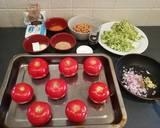 Stuffed Tomatoes (Vegan/Vegetarian/Clean Eating) recipe step 1 photo