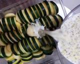 Creamy Baked Zucchini Potato Gratin langkah memasak 5 foto