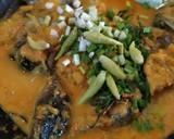 Patin Bumbu Kuning langkah memasak 3 foto
