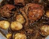 Semur Ayam Telur Puyuh langkah memasak 6 foto