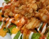 Crispy Chicken Salad langkah memasak 2 foto