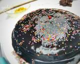 Eggless Chocolate Cake langkah memasak 8 foto