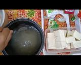 Tahu Susu langkah memasak 2 foto