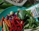 Pampis Tongkol langkah memasak 2 foto