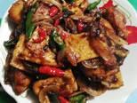 Ayam Saus Lada Hitam langkah memasak 8 foto
