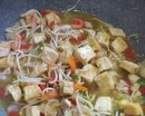 Tumis Tahu Toge Saus Tiram langkah memasak 3 foto