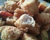 Tahu Crispy Krez langkah memasak 7 foto