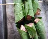 Bo La Lot langkah memasak 3 foto