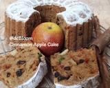 242. Cinnamon Apple Cake langkah memasak 14 foto