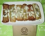 184. Roti Goreng Isi Coklat Topping Keju by Uliz Kirei langkah memasak 4 foto