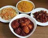Nasi Kuning Banjar langkah memasak 13 foto
