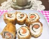 Tarako in Chicken Katsu langkah memasak 7 foto