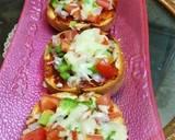 Garlic Bread Pizza Discs recipe step 5 photo