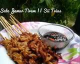 Sate Jamur Tiram langkah memasak 6 foto