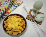 Tempe Salted Egg langkah memasak 5 foto