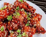 Korean Fried Chicken langkah memasak 5 foto
