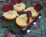 Lauki Custard Kheer in Orange Bowls recipe step 6 photo